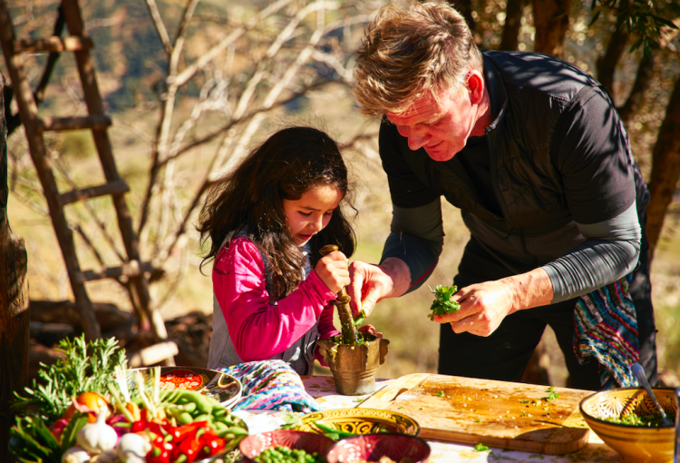 Gordon Ramsay's Morocco adventure to feature on Nat Geo Series